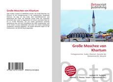 Buchcover von Große Moschee von Khartum