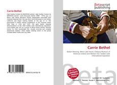 Buchcover von Carrie Bethel