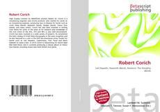 Borítókép a  Robert Corich - hoz