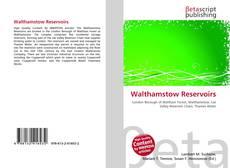 Walthamstow Reservoirs kitap kapağı
