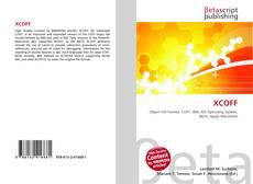 Buchcover von XCOFF