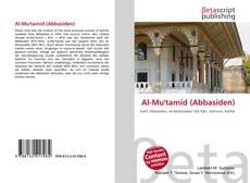 Buchcover von Al-Mu'tamid (Abbasiden)