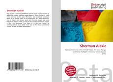 Обложка Sherman Alexie