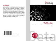 Bookcover of Waltharius