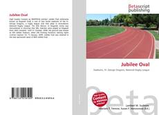 Bookcover of Jubilee Oval