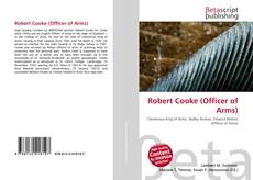 Couverture de Robert Cooke (Officer of Arms)
