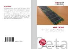 Copertina di XDR DRAM