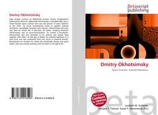 Bookcover of Dmitry Okhotsimsky