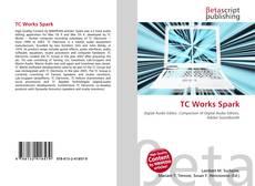 Buchcover von TC Works Spark