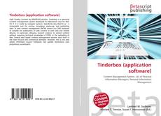 Bookcover of Tinderbox (application software)