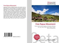Copertina di Free Papua Movement