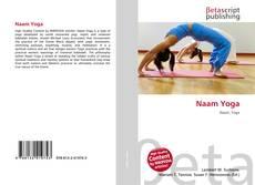 Portada del libro de Naam Yoga