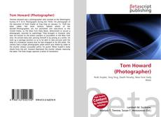 Обложка Tom Howard (Photographer)