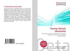 Bookcover of Young Liberals (Australia)