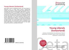Bookcover of Young Liberals (Switzerland)