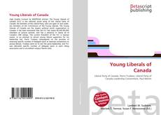 Bookcover of Young Liberals of Canada