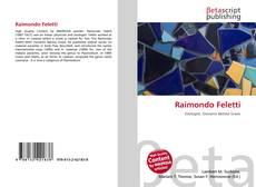 Обложка Raimondo Feletti