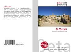 Bookcover of Al-Mustali
