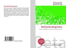 Capa do livro de Raimonds Bergmanis