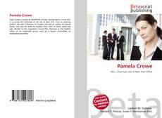 Buchcover von Pamela Crowe