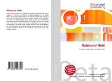 Обложка Raimund Hedl