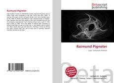 Обложка Raimund Pigneter