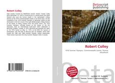 Bookcover of Robert Colley