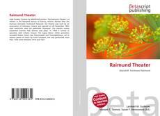Raimund Theater kitap kapağı