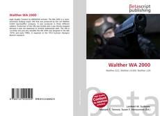 Copertina di Walther WA 2000