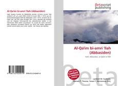 Couverture de Al-Qa'im bi-amri 'llah (Abbasiden)