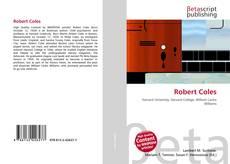 Bookcover of Robert Coles