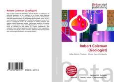 Robert Coleman (Geologist) kitap kapağı