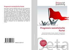 Capa do livro de Progressiv-sozialistische Partei