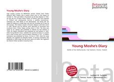 Buchcover von Young Moshe's Diary