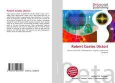 Bookcover of Robert Coates (Actor)
