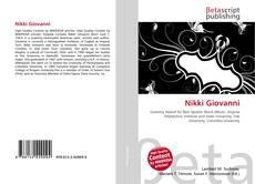 Bookcover of Nikki Giovanni
