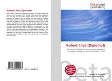 Обложка Robert Clive (Diplomat)
