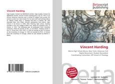 Bookcover of Vincent Harding