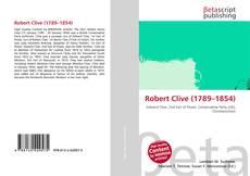 Bookcover of Robert Clive (1789–1854)