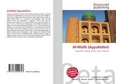 Al-Malik (Ayyubiden) kitap kapağı