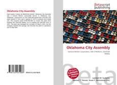 Couverture de Oklahoma City Assembly