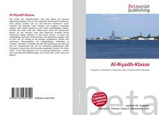 Bookcover of Al-Riyadh-Klasse