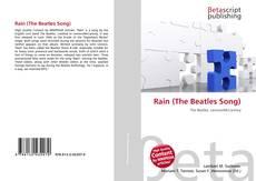 Borítókép a  Rain (The Beatles Song) - hoz