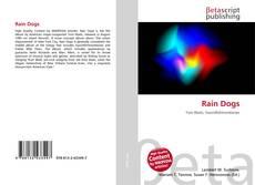 Portada del libro de Rain Dogs