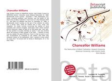 Buchcover von Chancellor Williams