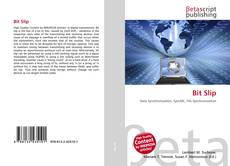 Bookcover of Bit Slip