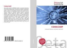 Capa do livro de CSMA/CARP