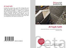 Bookcover of Al-Tayib Salih