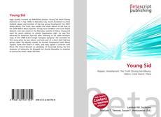 Capa do livro de Young Sid
