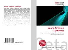 Buchcover von Young Simpson Syndrome